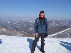 The Best Snowboarding in Korea (so far…)