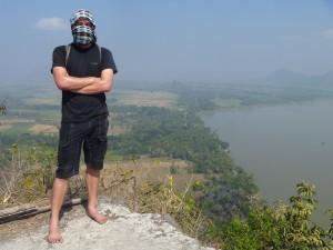 Mountain Climbing and Spelunking in Hpa An