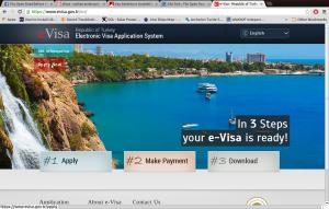 Getting the New Turkish e-Visa