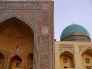 Bukhara: Mosques, Madrasahs, and Minarets