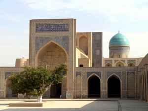 The Long Road to Bukhara