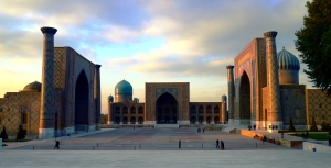 Six Things to See in Samarkand