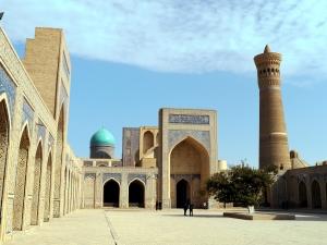 Ten Things to See in Bukhara