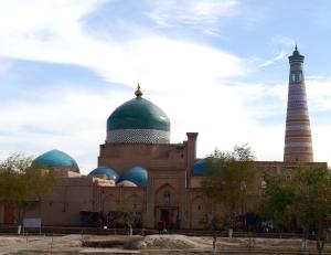 A Walk Around Khiva