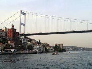 Tea on the Bosphorus