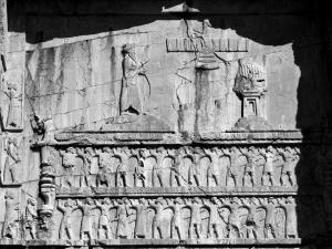 The Necropolis of Naqsh-e Rostam