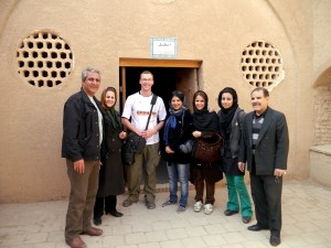 Love in Kashan: A Tale of Two Houses