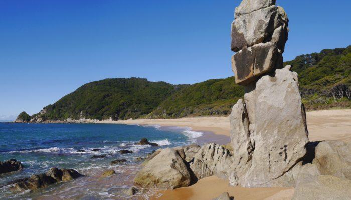 Hiking the Abel Tasman