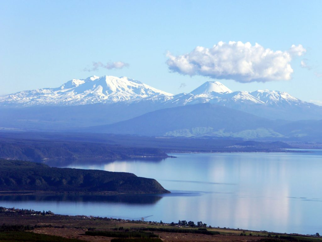 View from Tauhara
