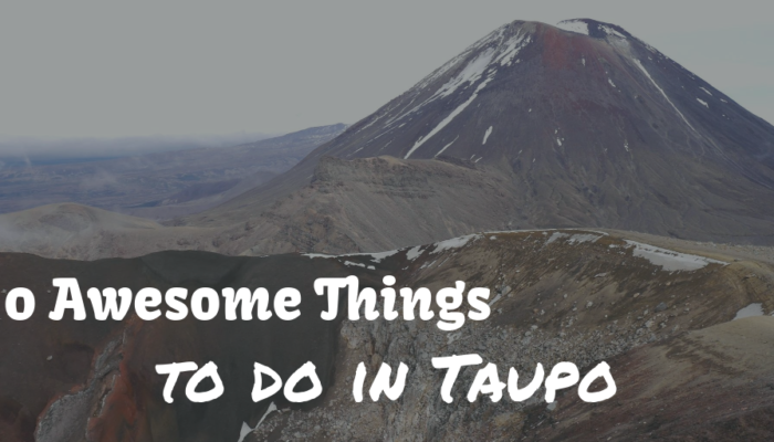 Ten Things to Do in Taupo