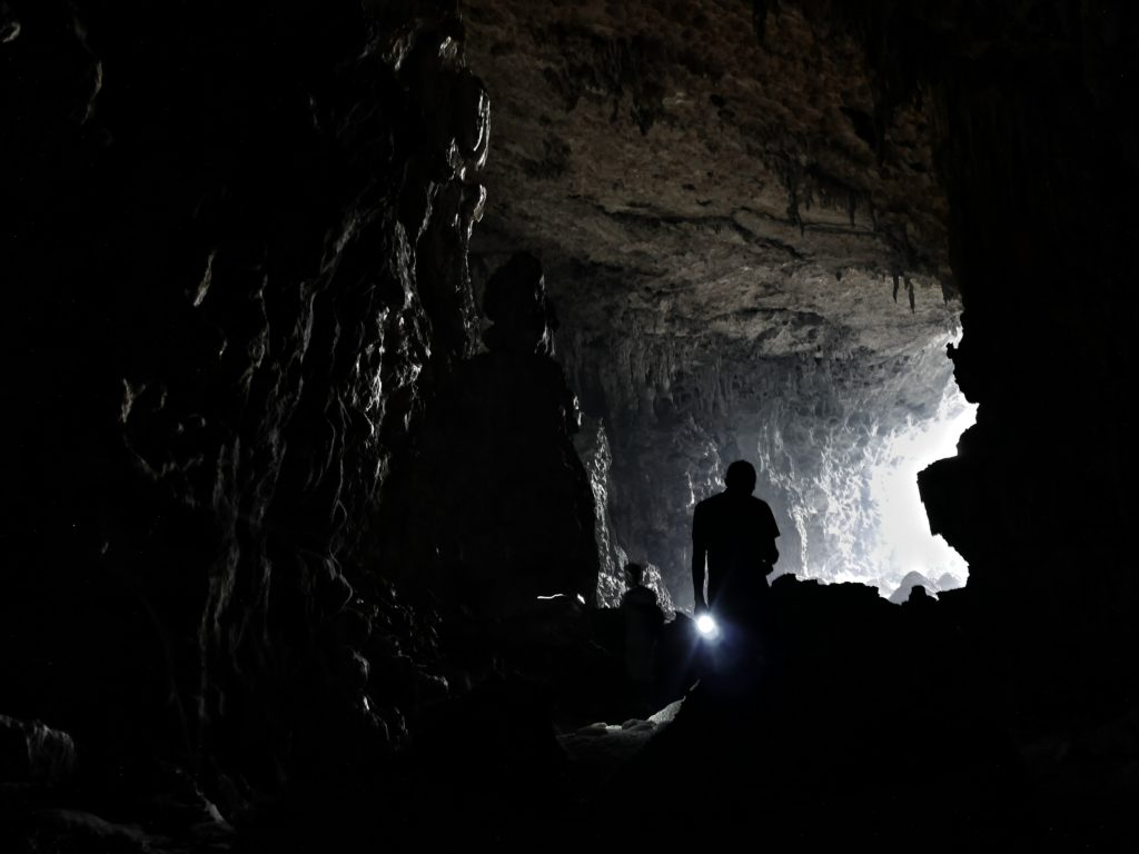 Hungry Ghost Cave