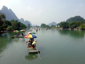Yangshuo: A River Runs Through It