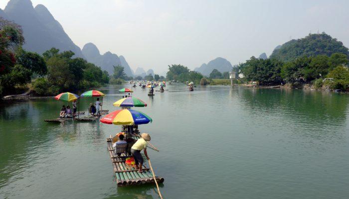 Yangshuo: A River Runs Through It