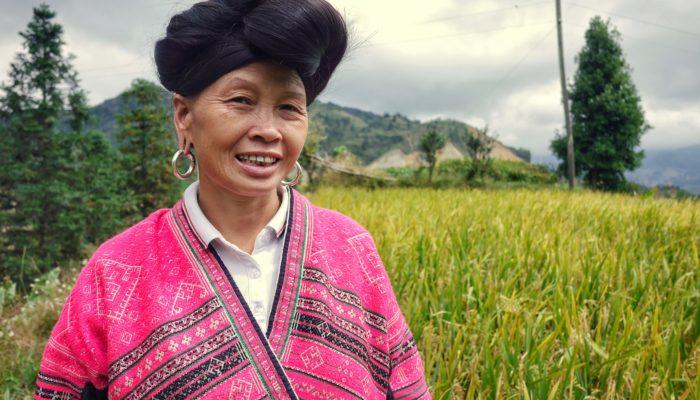 The Longji Rice Terraces: Along the Dragon's Backbone