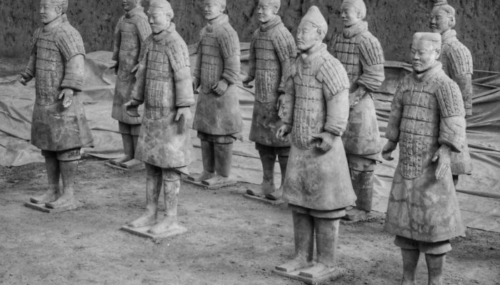 The Terracotta Warriors of Xi'an