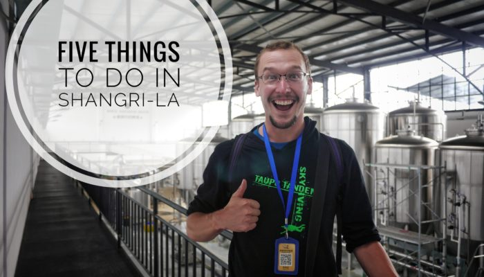 Five Things to Do in Shangri-la