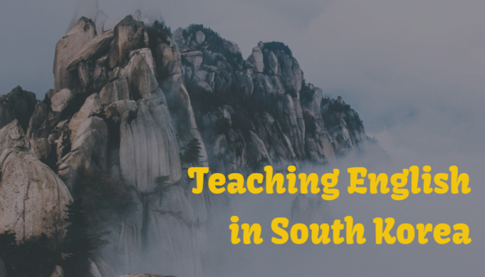 Teaching English as a Foreign Language in Korea