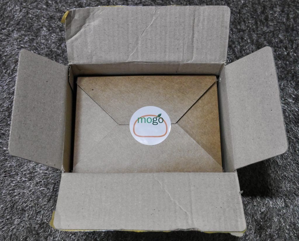 Mogo Meal-delivery Service
