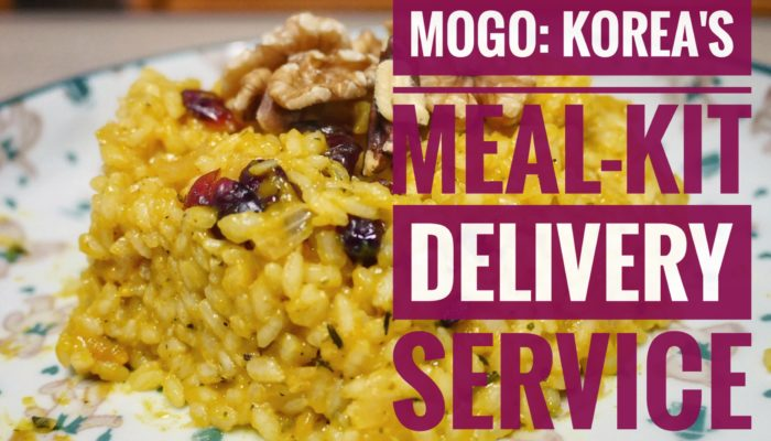 Mogo: Korea's First Healthy Meal-kit Delivery Service