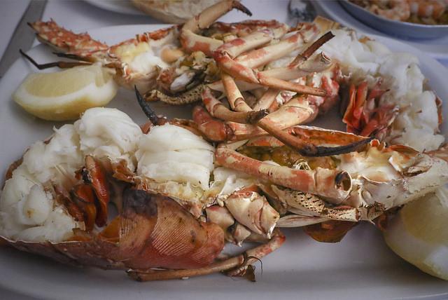 Seafood at Ramiro