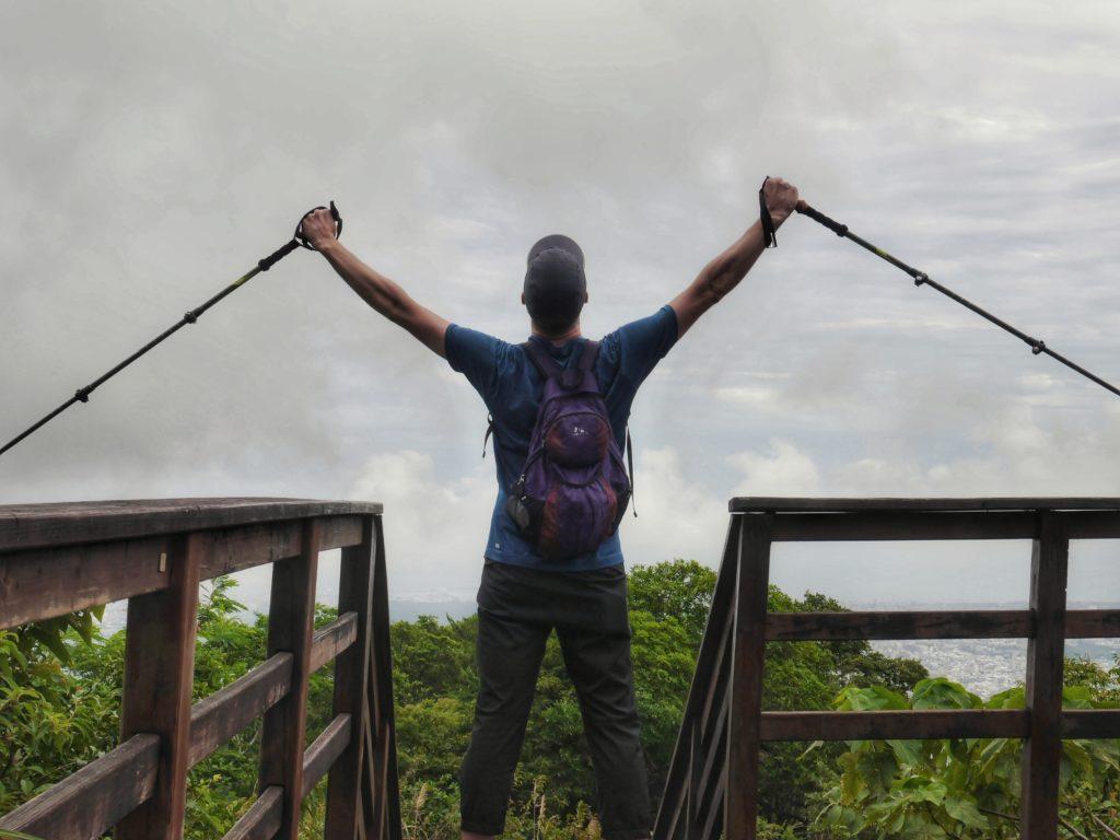 Hiking in Hualien